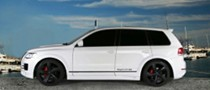 Hofele Widebody for VW Touareg Royster GT 460