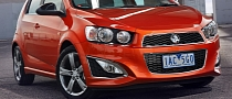 Holden Barina RS Launched in Australia [Photo Gallery]
