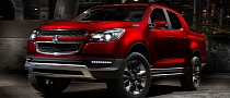 Holden Colorado, Cruze and Barina Unveiled at 2011 AIMS