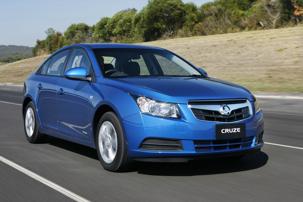Holden Cruze Australia Autos Post