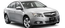 Holden Cruze Debuts in Melbourne