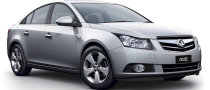 Holden Cruze Gets New Diesel Engine