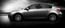 Holden Cruze Hatch New Photo