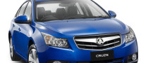Holden Cruze is the Most Fuel-Efficient Australian-Built Car