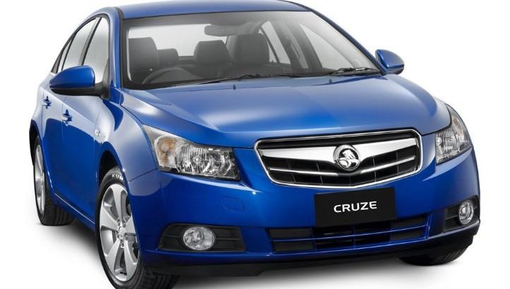 Holden Cruze Outsells the Commodore