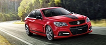 Holden Enhances 2014 VF Commodore with New Styling Accessories