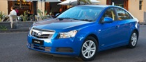 Holden Fixes Cruze's Glitchy Transmission