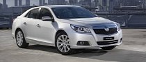 Holden Malibu Getting Close to 2013 Launch