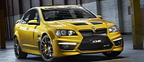 Holden Special Vehicles Unveils 25th Anniversary GTS [Photo Gallery]