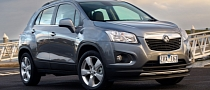 Holden Trax Specifications and Pricing Released in Australia