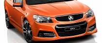 Holden Unveils VF Commodore Sportwagon and Ute [Photo Gallery]
