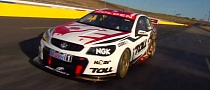 Holden Unveils VF Commodore V8 Race Car [Video]