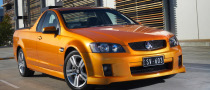 Holden Ute Achieves 5-Star Safety Rating in Australia