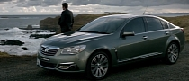 Holden VF Commodore Gets Its First Commercial: Turns Heads. Changes Minds [Video]