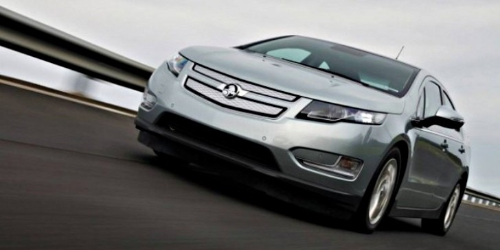 Holden Volt Ready for Australian Market
