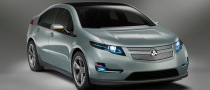Holden Volt Revealed in Australia