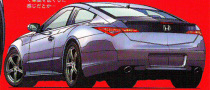 Honda Accord Coupe Set for 2010