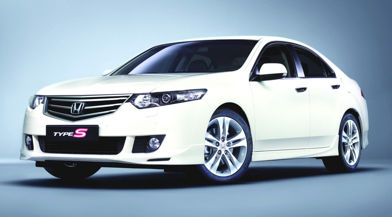 Honda Accord Evolution >> Honda Accord Type S 2.4L 201HP Released - autoevolution