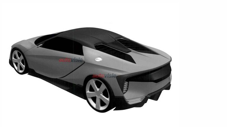 Honda ZSX Mid-Engine Coupe Is Still Considered As Baby NSX ... on