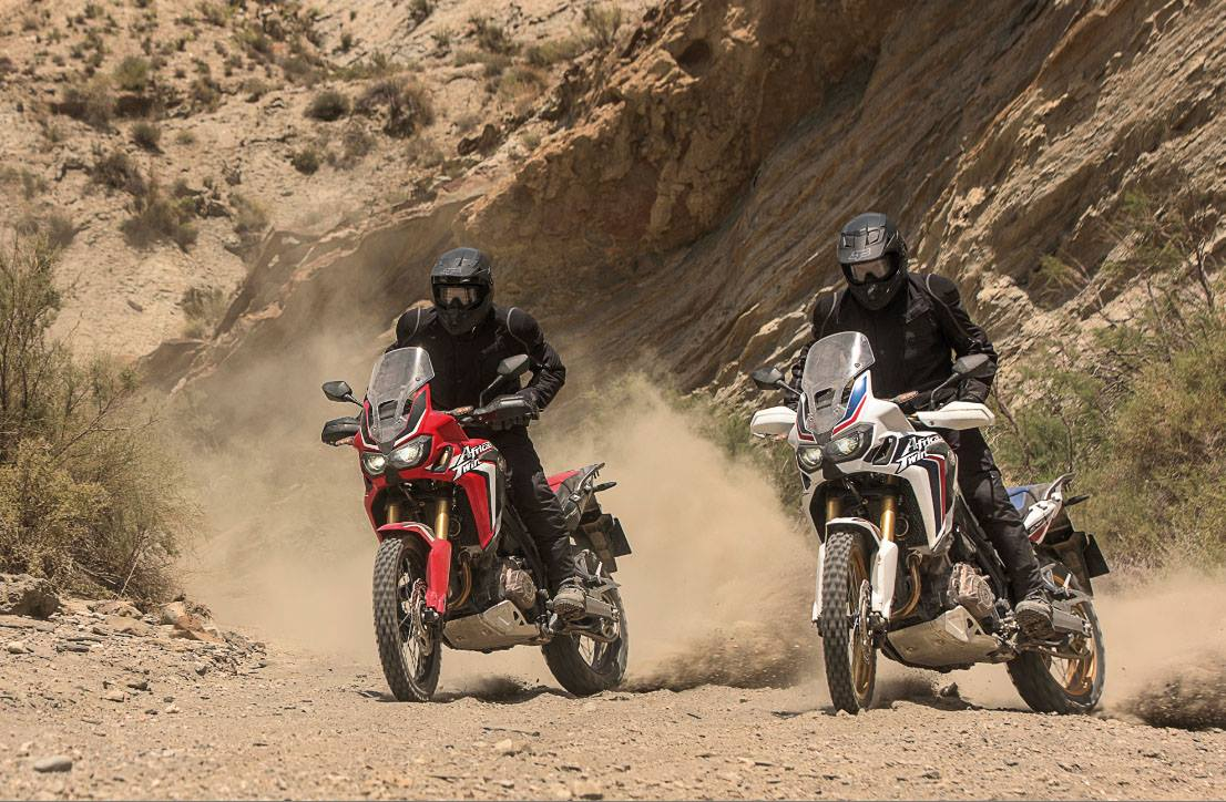 Honda Africa Twin Colors Base Price And More Tech