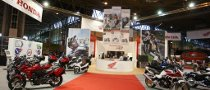 Honda and George White Are Motorcycle Live Show Favorites
