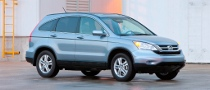 Honda Announces 2010 CR-V and Accord Recall