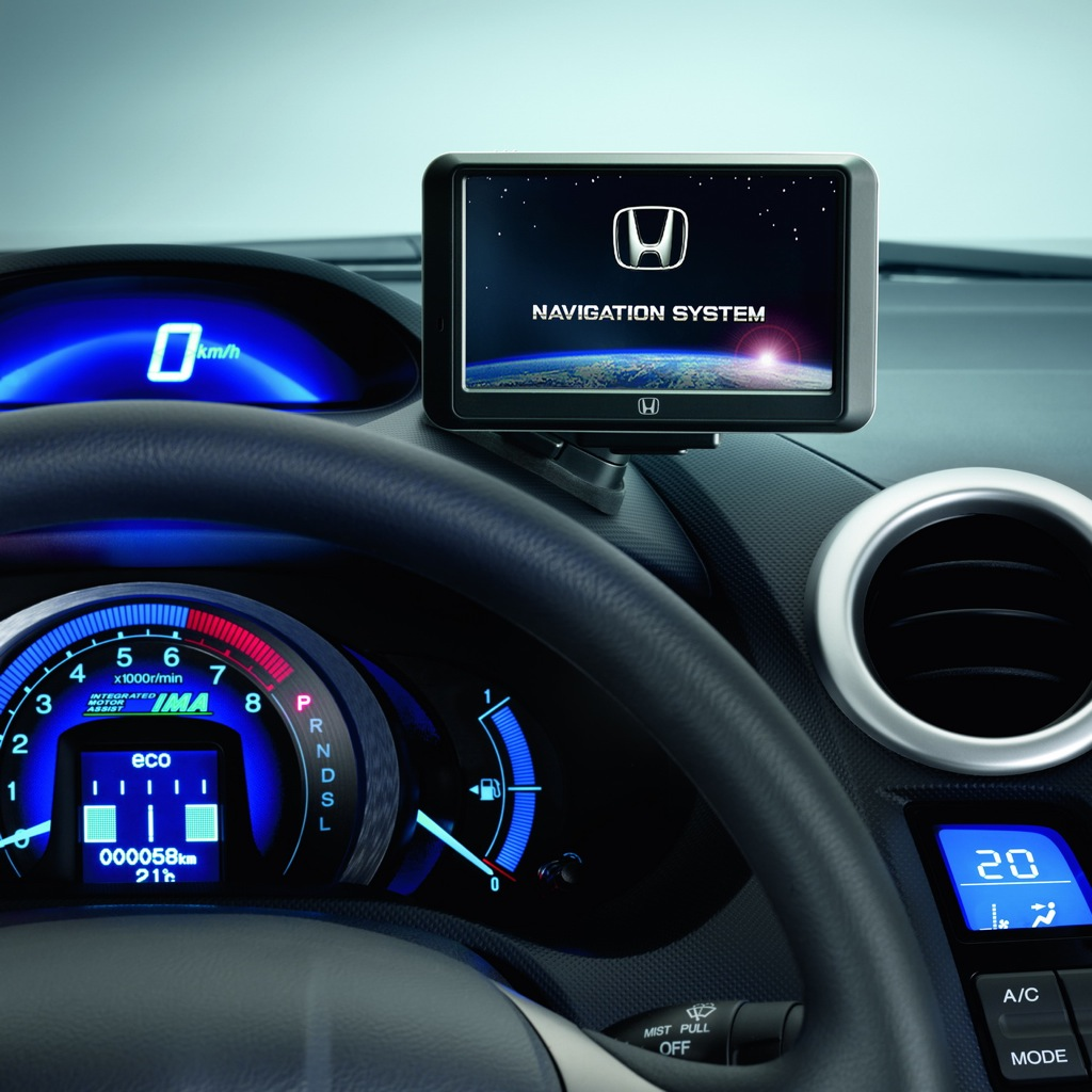 Honda Announces 2010 Insight Accessories Autoevolution
