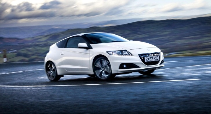 Honda Announces UK Pricing for Lightly-Updated CR-Z