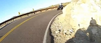Honda CBR1000 Can't Steer by Itself [Video]