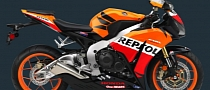 Honda CBR1000RR Celebrates 20 Years of Racing Excellence [Photo Gallery]