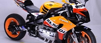 Honda CBR1800RR Shames the CBR1000RR [Photo Gallery][Video]