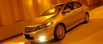 Honda City Launched in Brazil