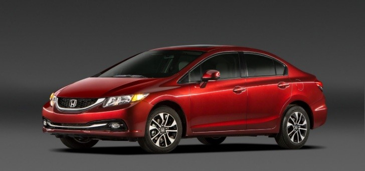 Honda Civic – Canada's Best-Selling Car for 15 Years