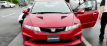 Honda Civic FN2 Type R Mugen First Drive