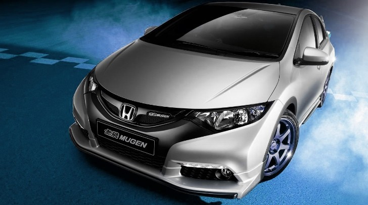 Honda Civic Hatchback Gets Mugen Styling Pack