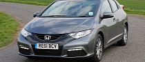 Honda Civic Named Women's Car of the Year 2012