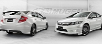 Honda Civic Sedan Gets Mugen Treatment