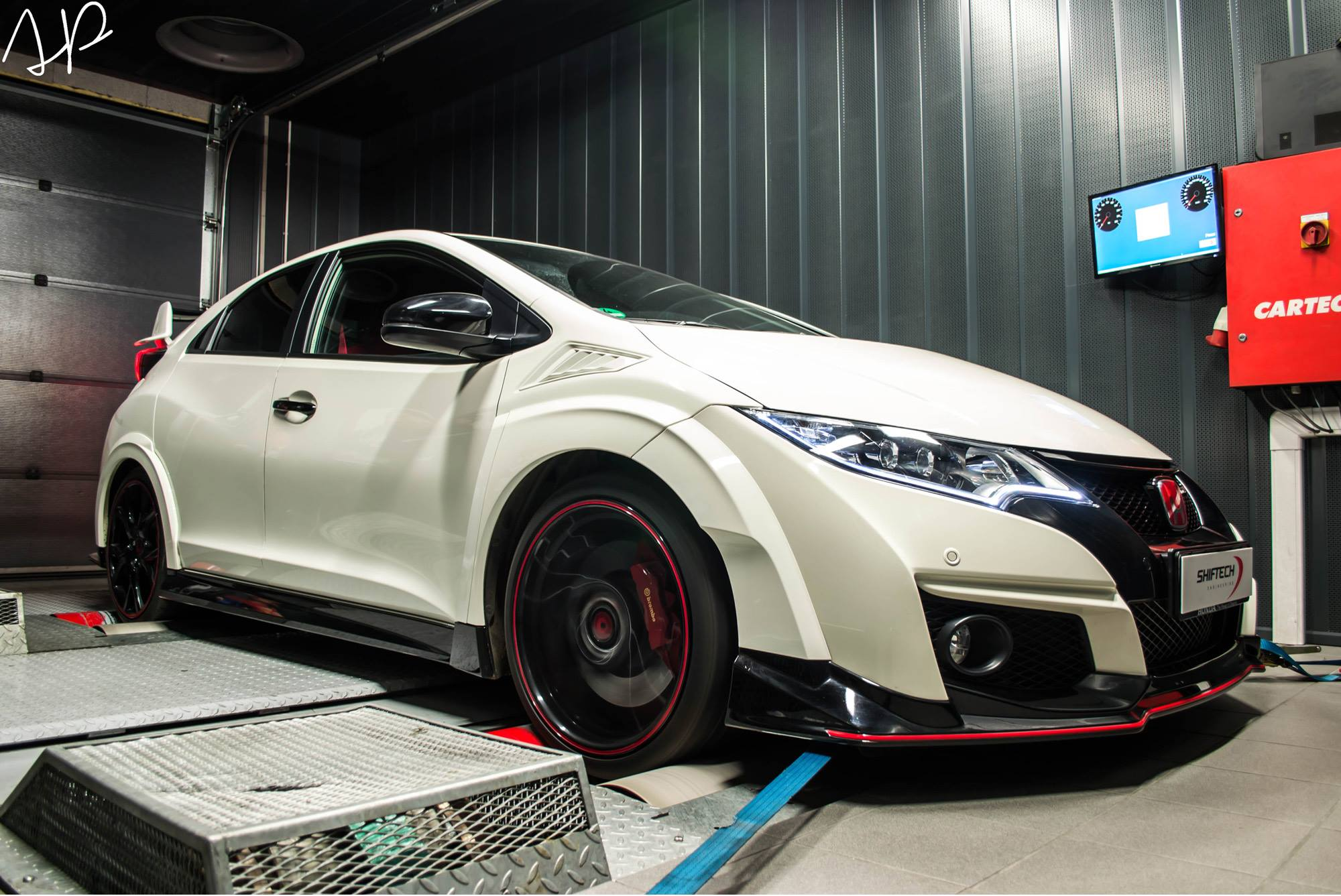 Honda Civic Type R Turbo Engine Tuned To Ps By Shiftech