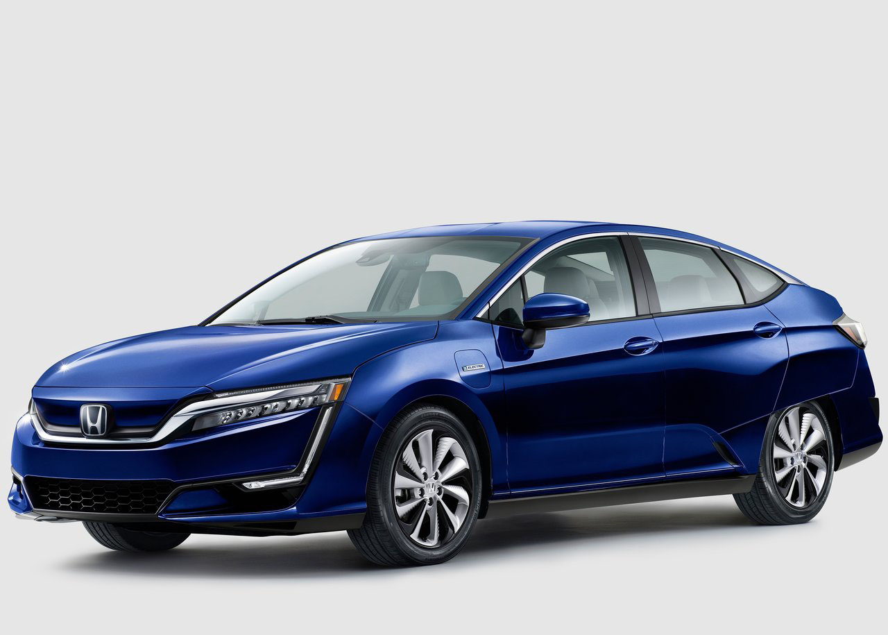 Honda Clarity EV Has Two Digits Maximum Range Will Only Be Leased