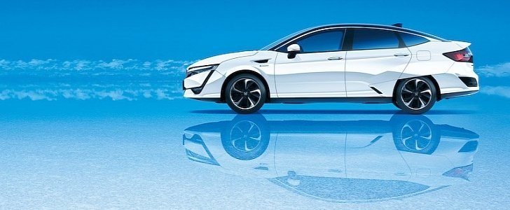 Honda clarity fcv lease will cost you 369 per month for 1 year car lease honda