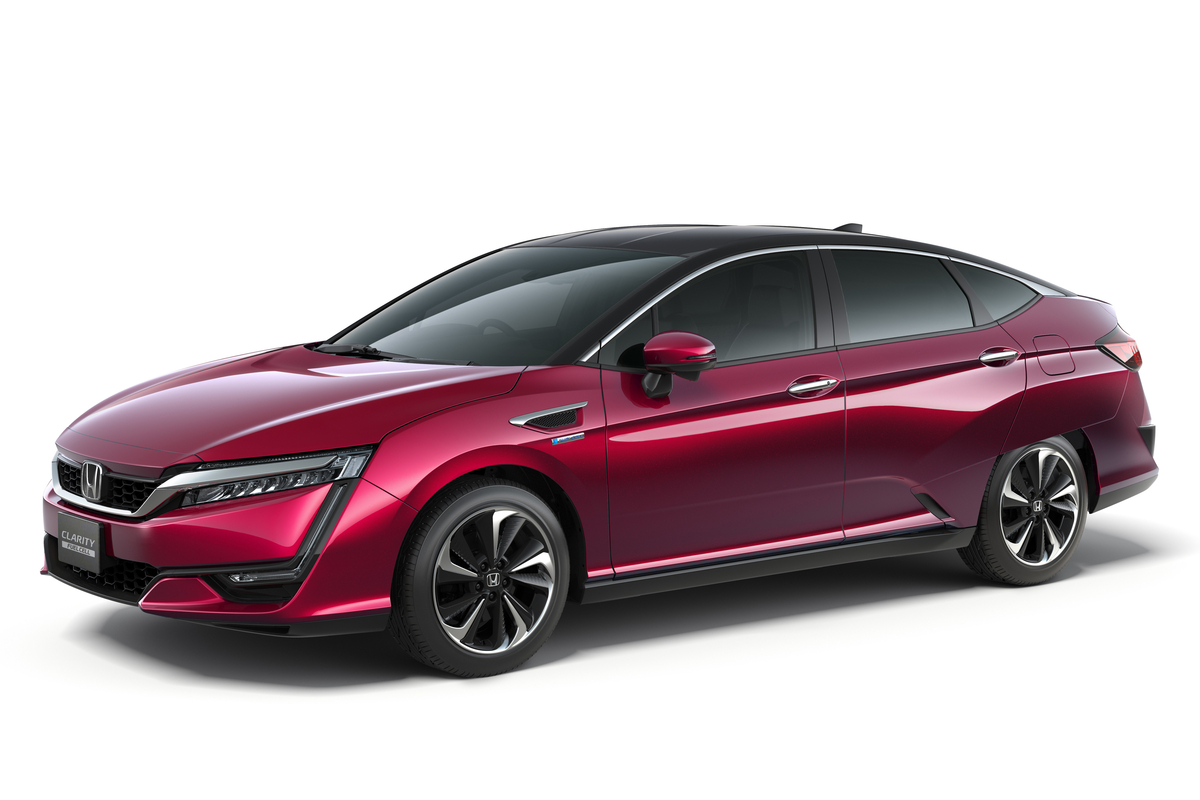 Honda Clarity Will Get Hybrid And Full Electric Versions In 2017