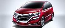 Honda Concept M Revealed in Shanghai [Video]