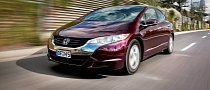 Honda Confirms Fuel Cell Vehicle for 2015