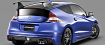 Honda Confirms UK Arrival of CR-Z Mugen