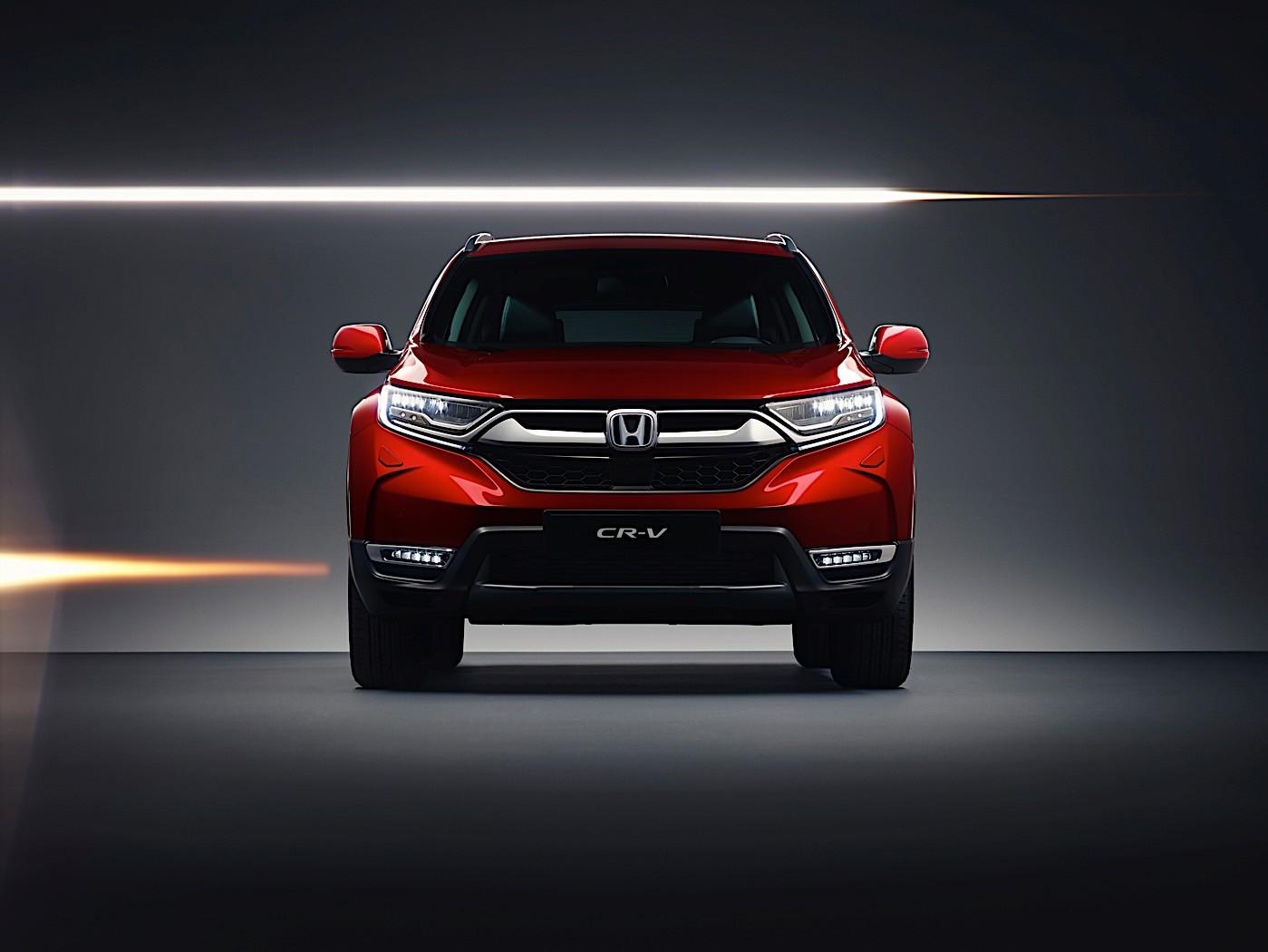 Honda CR-V 1 5 VTEC Turbo Suspected Of Engine Problem - autoevolution