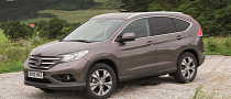 Honda CR-V 1.6 Diesel Tops Official Economy Figures
