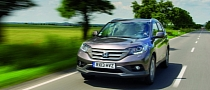 Honda CR-V 1.6 i-DTEC UK Pricing Announced