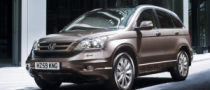Honda CR-V 2010 Facelift European Spec First Photos