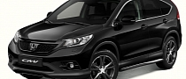 Honda CR-V Black Edition Launched