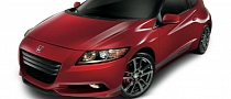 Honda CR-Z Announces Performance Parts [Video] [Photo Gallery]